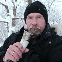 Заздравный кубок за январь я поднимаю!  :-) :: Андрей Заломленков