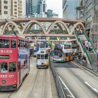 Будни Гонконга. :: Edward J.Berelet