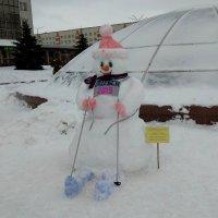 Праздник снега :: Галина Бобкина