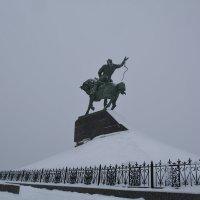 Памятник Салавату Юлаеву :: Павел Trump