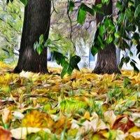 И вправду осень так прекрасна! :: Сергей Беличев