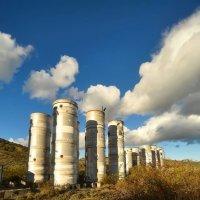 Производство облаков... Cloud production... :: Сергей Леонтьев