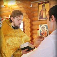 Крещение :: Ольга Бархатова