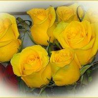 Желтые розы для друзей! :: Натала ***