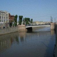 Обводный канал в Петербурге :: Наталья