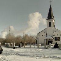 Зимний день :: Евгений Алябьев
