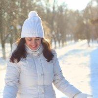 Искрящаяся улыбка :: Наталья Агаева