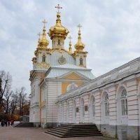 в Петергофе... :: Андрей Вестмит