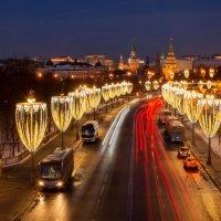Вечерний город :: Светлана Григорьева