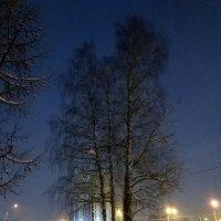 Вечерние огни. :: ast62