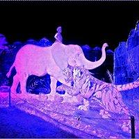 Фестиваль ледовых скульптур :: Вера
