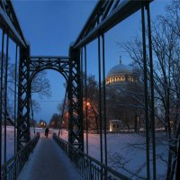 На мосту :: Сергей Григорьев