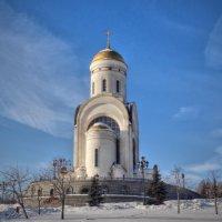 храм Георгия Победоносца на Поклонной горе :: anderson2706