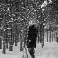 Прогулка по Лесу :: Макс Беккер