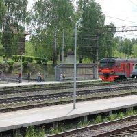 Станция Шумково СвЖД :: Валерий Гарбус