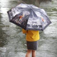 Летний дождь :: Helga Shiryaeva