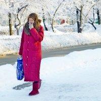 Холода, холода... :: Raduzka (Надежда Веркина)