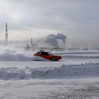 Ледовые гонки :: АННА