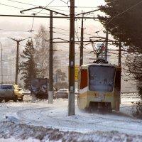 Снежно-ветреный город ❄ :: Владислав Левашов