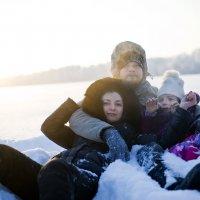 Зимняя прогулка :: Elena Vershinina