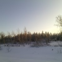 Моё зимнее путешествие)) :: Алексей Кузнецов