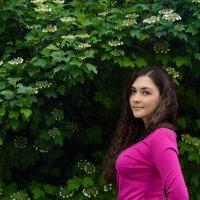 Весна . Красивая девушка. Анастасия. :: Раскосов Николай