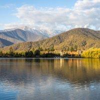 озеро Лопото :: Лариса Батурова