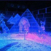 Ледяная скульптура Египет :: Вера