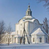 Божий дом. :: Андрей Синицын