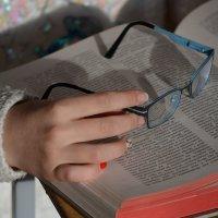 Мы читали мы читали наши глазки устали......... :: Андрей + Ирина Степановы