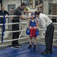 Бокс 3/3 :: Борис Гольдберг