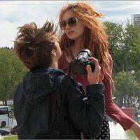 Парижская любовь :: ZNatasha -