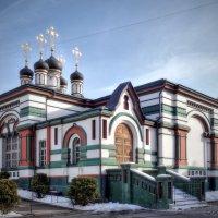 Церковь Иоанна Златоуста :: anderson2706