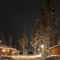 Зимняя сказка в Финляндии :: Наталья Патокина