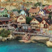 Деревня морячка Попай (Popeye Village) :: skijumper Иванов