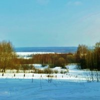 там за лесом :: Владимир