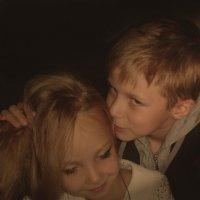 Дети, любоь, ретро :: Ирина Шуталева