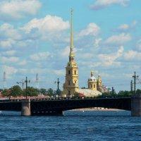 Петропавловская крепость :: Алексей Кудрявцев