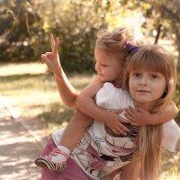 Рита и Алина :: Ирина Гресь