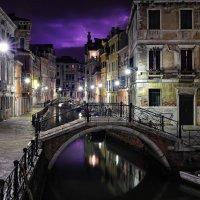 Гроза над Венецией :: Роман Родионов