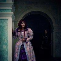 Trinity Blood :: Юлия Анохина