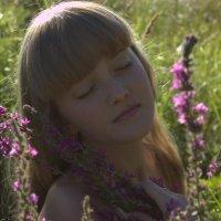 песнь цветов :: Дилара Пахомова