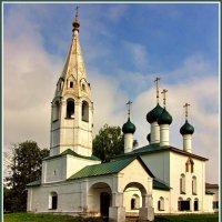 Церковь Николы Рубленого :: Евгений Печенин