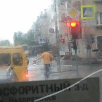 дождь :: Владимир Хроменков
