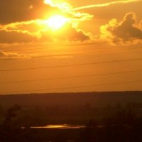 Закат :: Надежда Гаврилова
