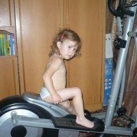 Моя доченька. :: Юлия Осипова