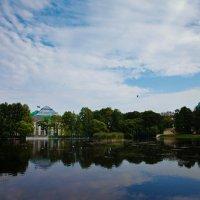Таврический сад :: Полина Кац