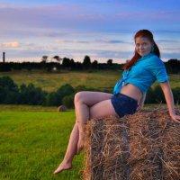 Портрет на рулоне :: Женя Рыжов