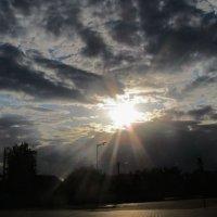 небо :: Ecaterina Zhykovich