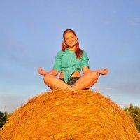 Медитация :: Женя Рыжов